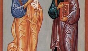 Молитва до святих апостолів Петра і Павла