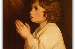 Притча: Які молитви чути на Небі?