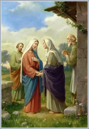 Відвідини святої Єлисавети