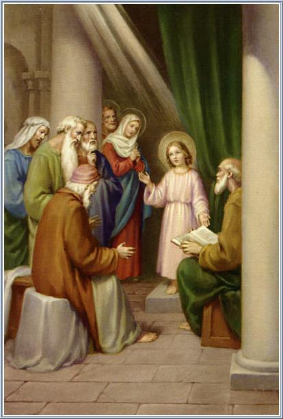 Знайдення Ісуса в храмі