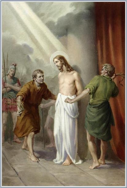 Бичування Христа