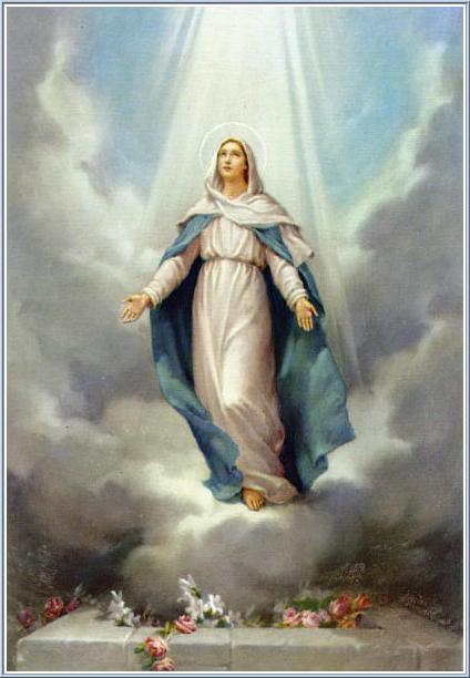 Небовзяття Пречистої Діви Марії