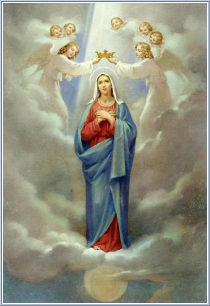 Коронування Пречистої Діви Марії