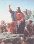 Iсус Проповiдує Царство Боже