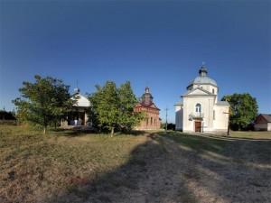 УЛАШКІВЦІ :: Монастир Різдва Божої Матері
