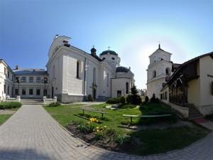 ЖОВКВА :: Монастир Різдва Христового
