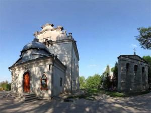 ЗОЛОЧІВ :: Монастир Вознесення Господа нашого Ісуса Христа